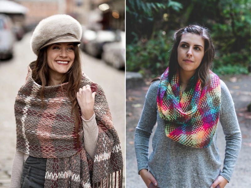 Cool Scarves Free Crochet Patterns