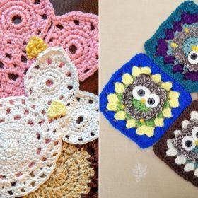 Super Owls Free Crochet Patterns