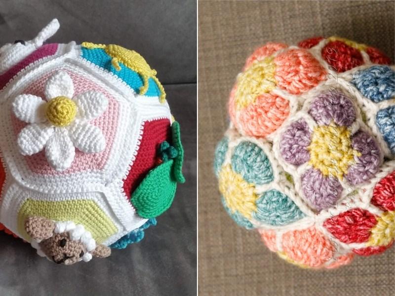 Educational Crochet Balls Free Patterns (1)