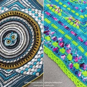 Abundance Afghan Free Crochet Patterns