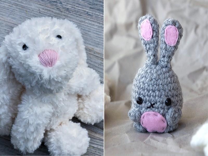 Lovely Bunnies Free Crochet Patterns