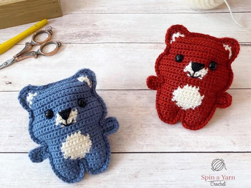 Pocket Friends Free Crochet Patterns