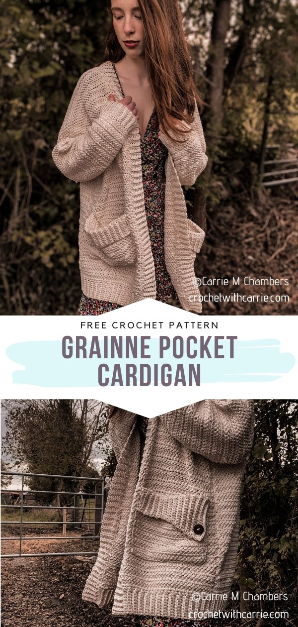 Pocket Cardigan