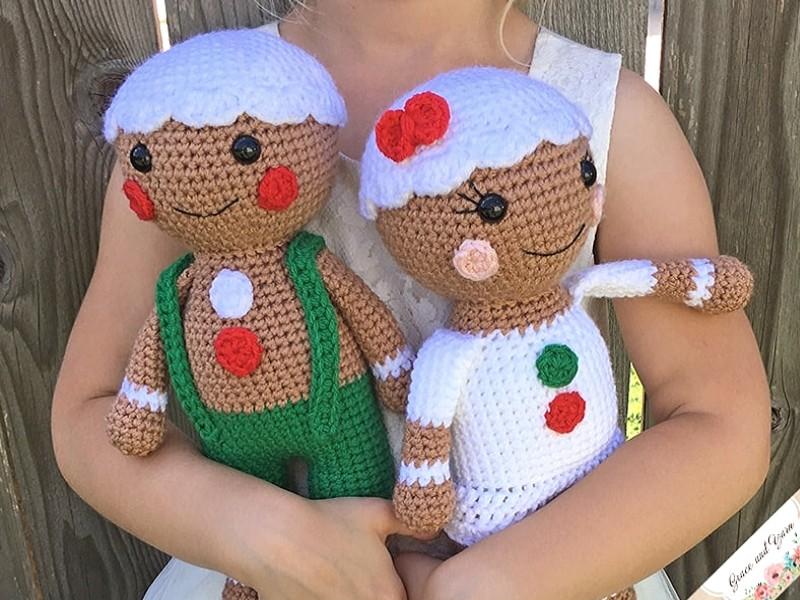 Amigurumi Christmas Toys Free Crochet Patterns