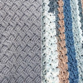 Simple Throws Free Crochet Patterns