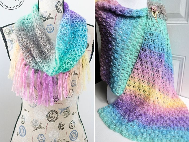 Free Crochet Patterns Wrap Yourself in Magic