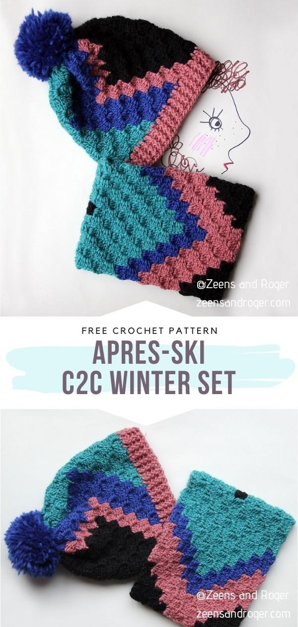 C2C winter set
