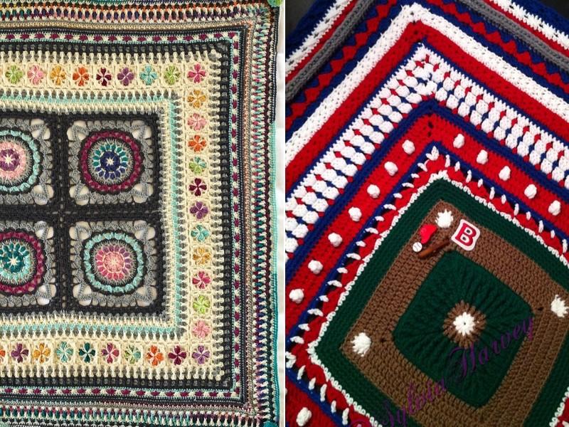 Amazing Afghans Free Crochet Patterns