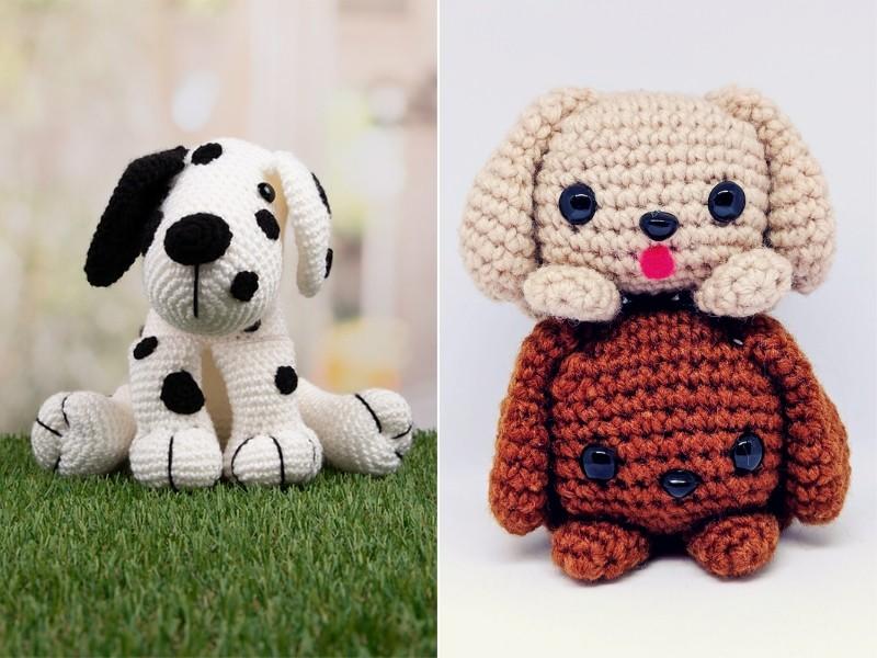 Amigurumi Dogs Free Crochet Patterns Free Crochet Pattern