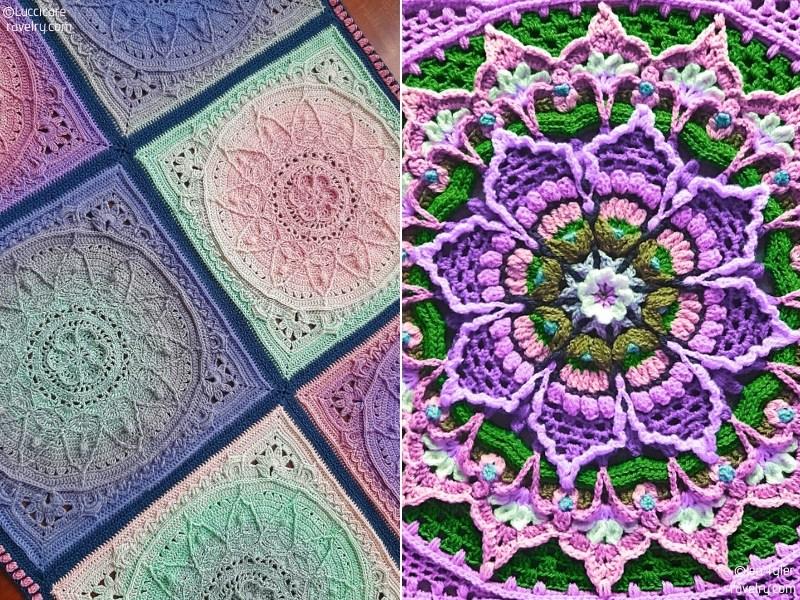Breathtaking Floral Blocks