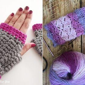 Girly Gloves