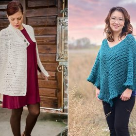 Royal Capes Free Crochet Patterns