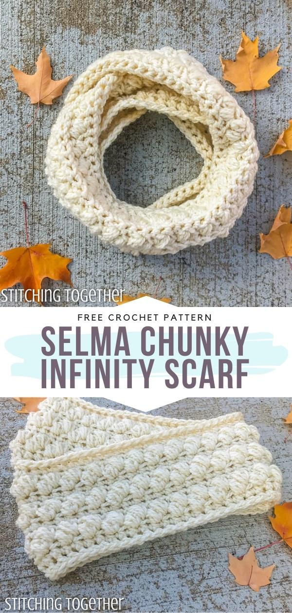 Chunky Infinity Scarf