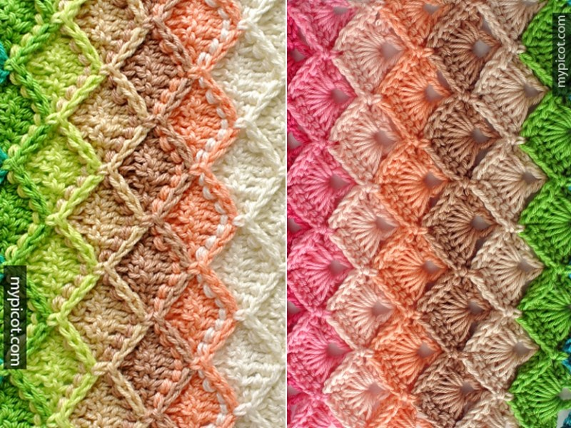 Spectacular Crochet Stitches