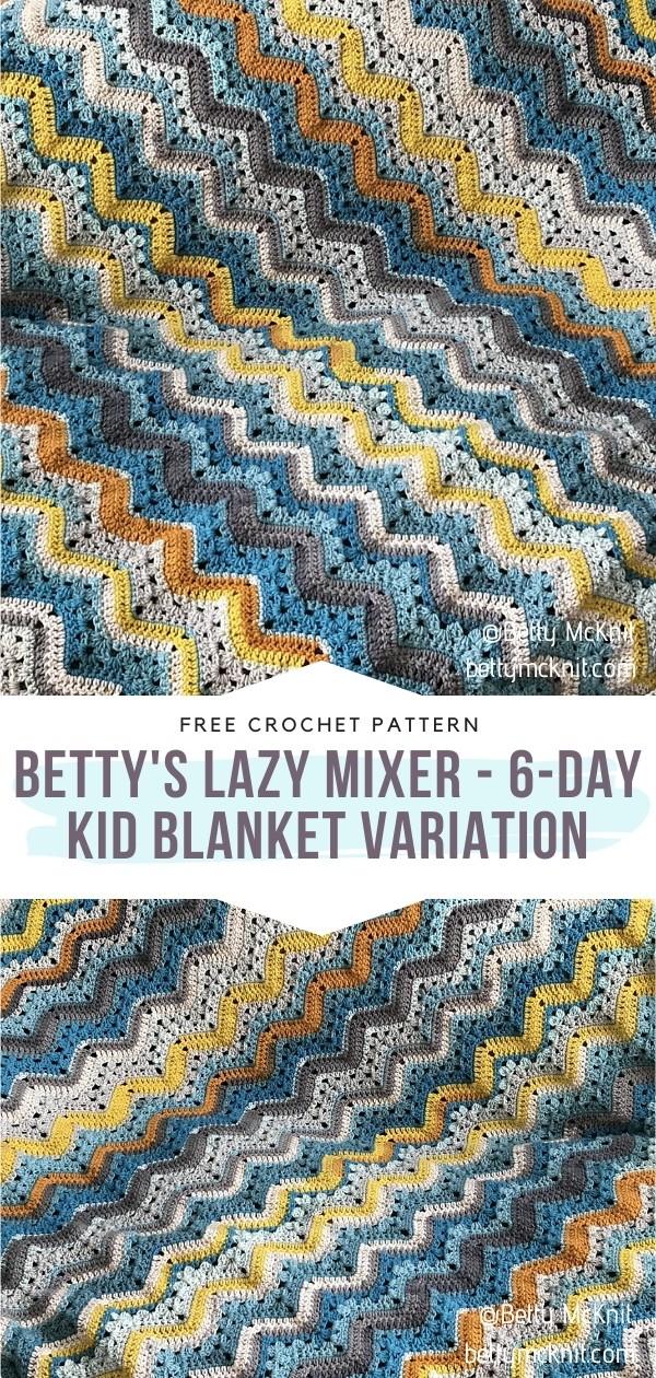 Crichet Blanket