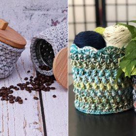 Easy Home Accessories - Ideas and Free Crochet Patterns