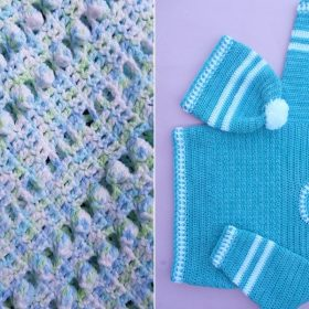 Baby Blue Crochet Free Patterns