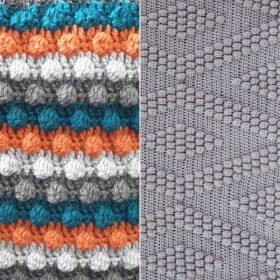Crochet Bobbles Ideas Free Patterns