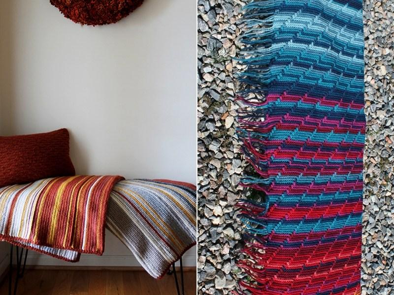 Crochet Temperature Blanket Ideas Free Patterns