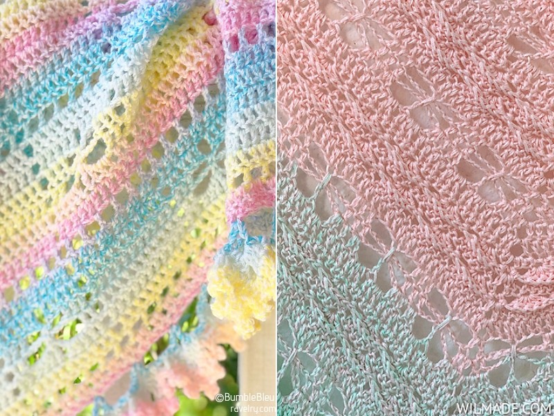 Crochet Dragonfly Stitch Ideas