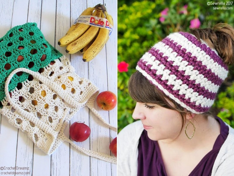 Fast and Easy Crochet Projects Free Crochet Patterns
