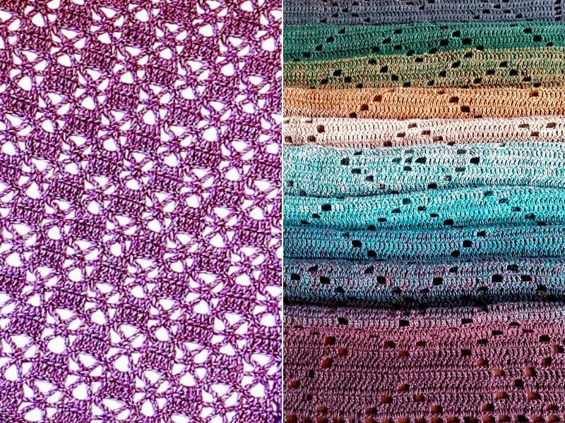 Stunning Shawls Free Crochet Patterns