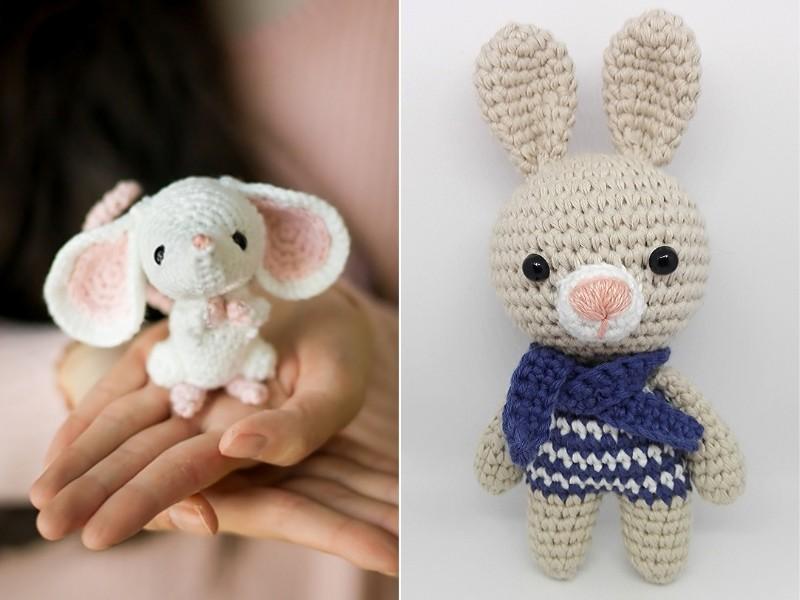 Tiny Amigurumi Ideas Free Patterns