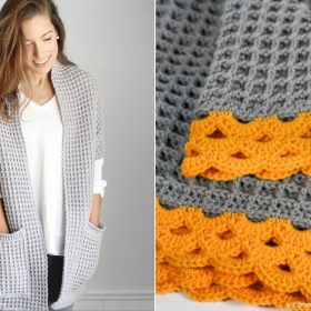 The Best Waffle Stitch Ideas Free Crochet Patterns