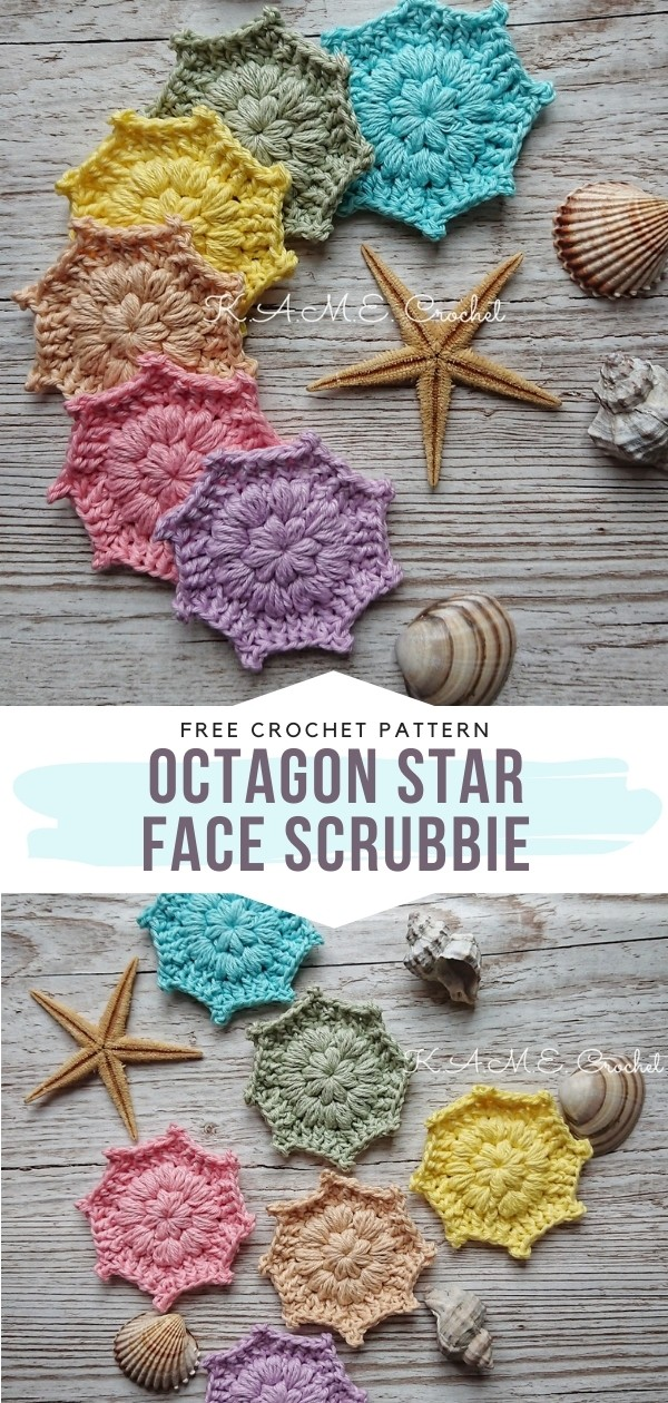 Face Scrubbies