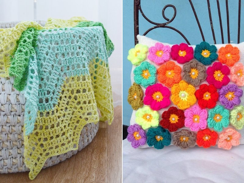 First Signs of Spring Free Crochet Patterns