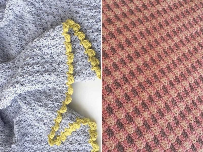 Cobblestone Accessories Free Crochet Patterns
