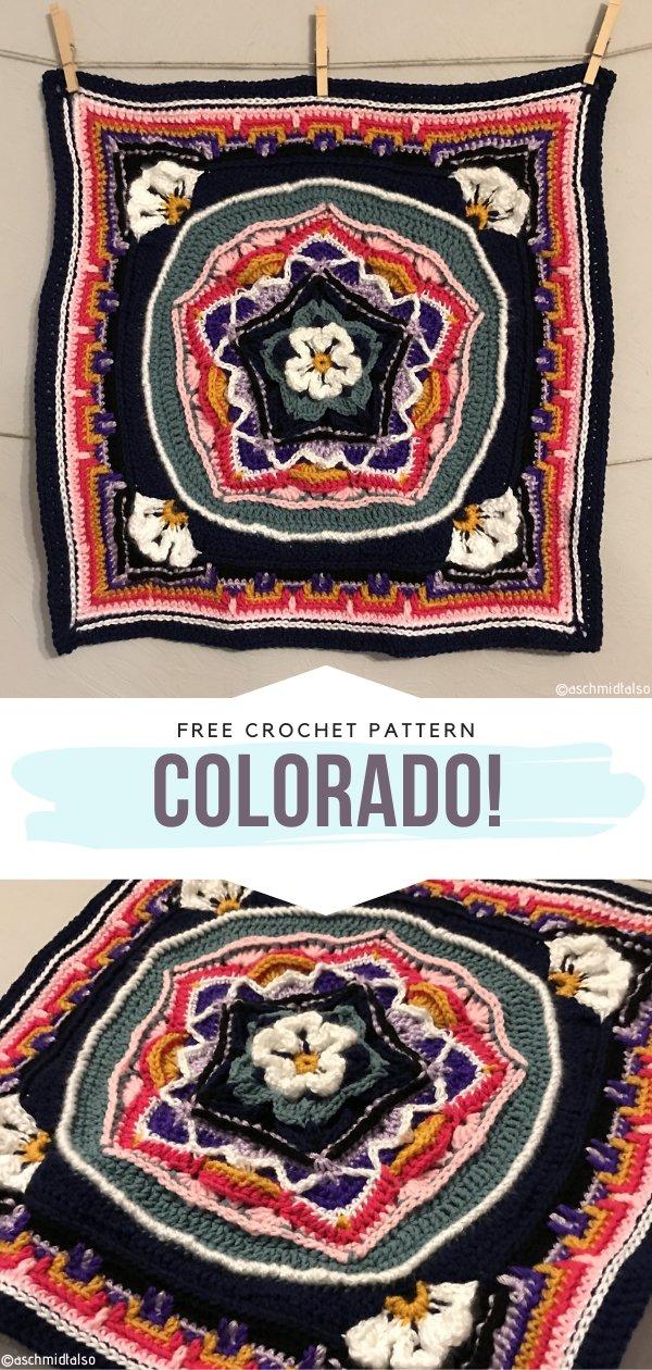 Colorado! Free Crochet Pattern