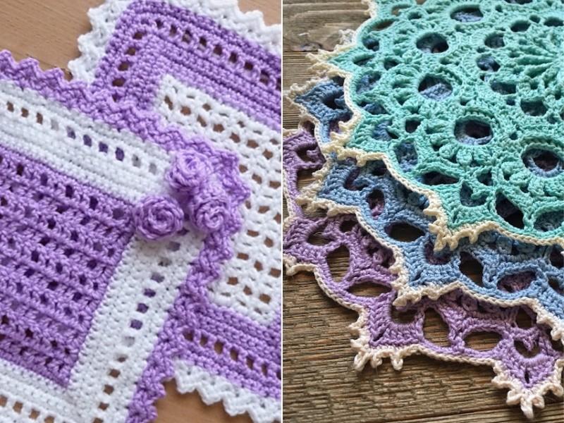 Dainty Doilies Free Crochet Patterns