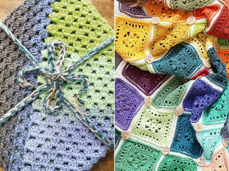 Granny Blankets Ideas Free Crochet Patterns