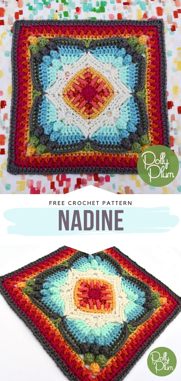 Nadine Free Crochet Pattern