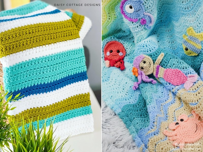 Underwater Crochet Ideas Free Patterns