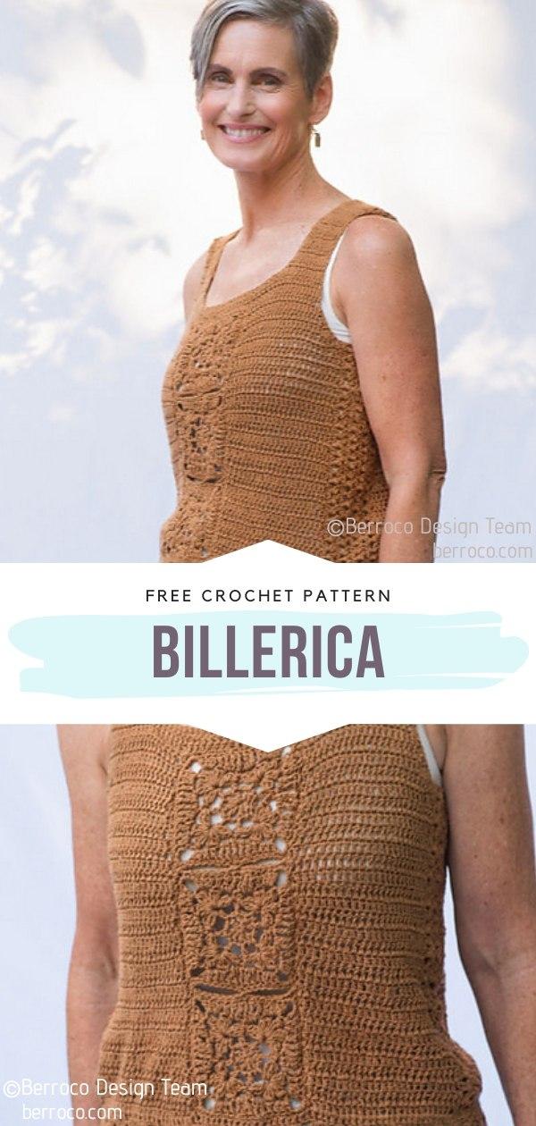 Billerica Free Crochet Pattern