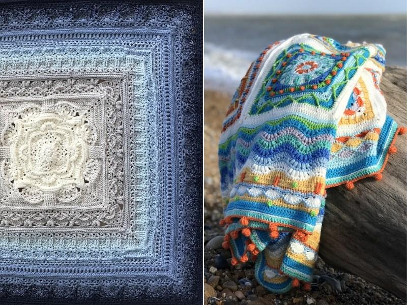 Gorgeous Blanket Free Crochet Patterns