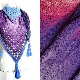 Magical Shawls Free Crochet Patterns