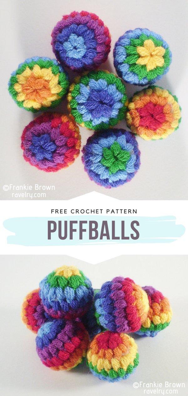 Puffballs häkeln
