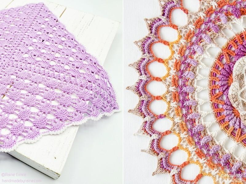 Stunning Crochet Doilies