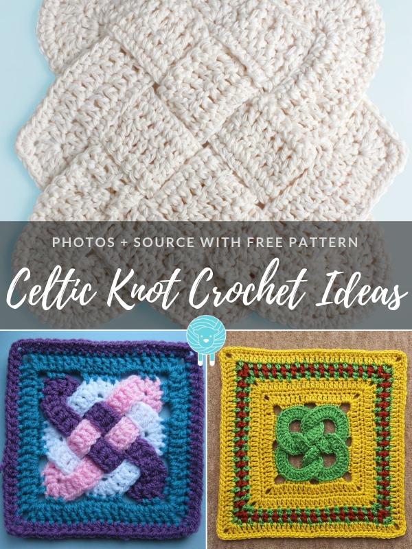 Celtic Knot Crochet Ideas Free Patterns