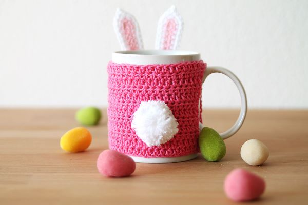 Bunny Mug Cozy