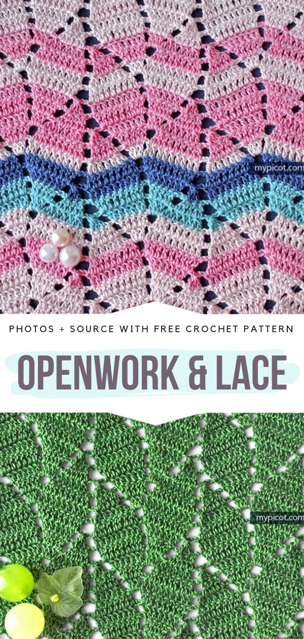 Openwork & LaceStitches