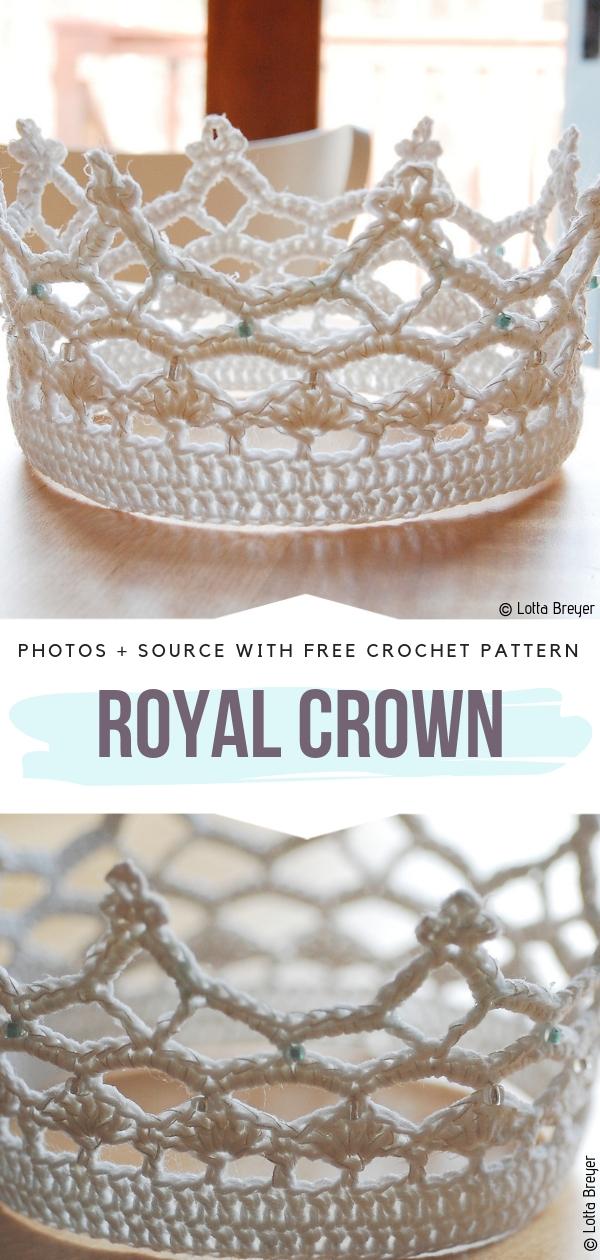 Crochet Crown