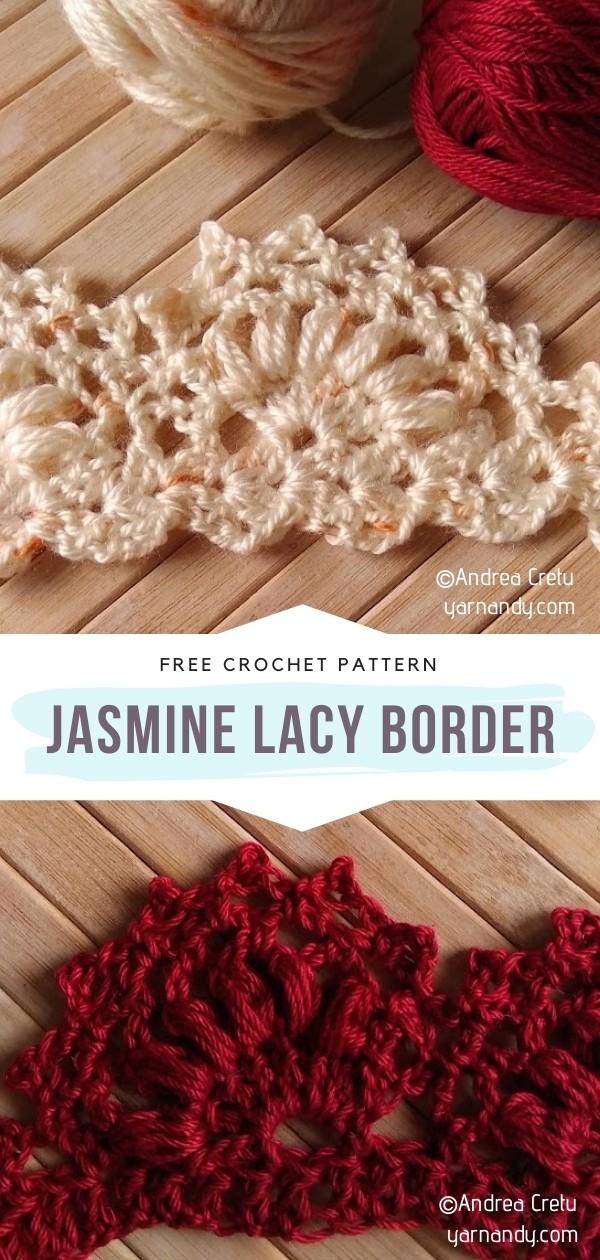 lacy border