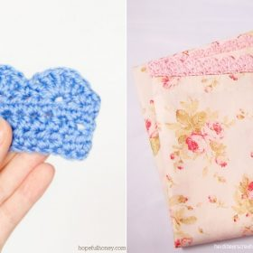 Scalloped Edging Ideas with Free Crochet Patterns
