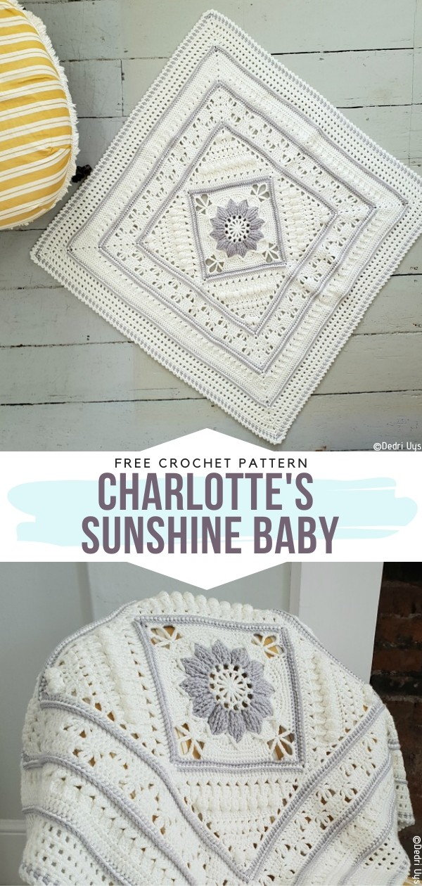 Charlotte's Sunshine Baby Free Crochet Patterns