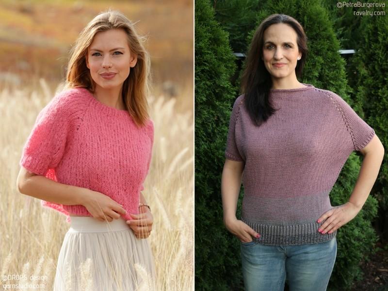 Light Summer Knit Sweaters