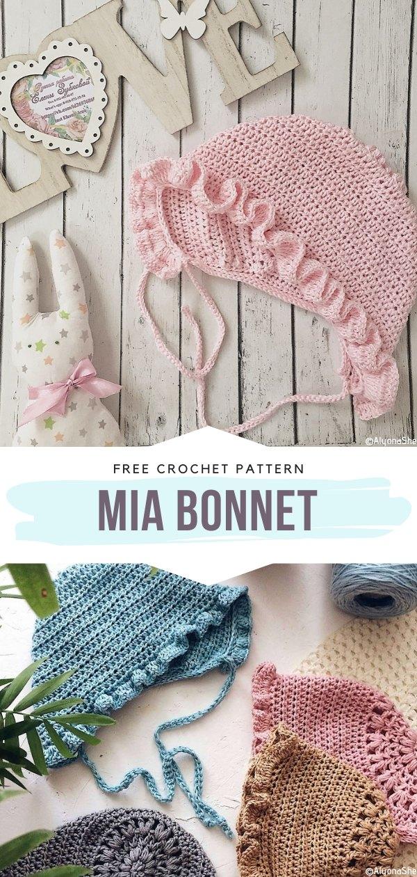 Crochet Bonnets